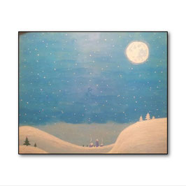 Moon of Christmas