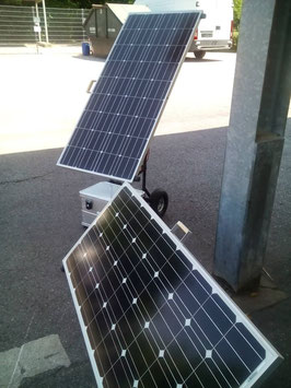 Zusatz-Solarmodul für alle Lightcatcher 2000W Modelle