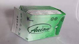 Aunity Damenhygiene 30 St. Slipeinlagen