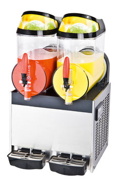 Slush Ice Maschine 2x 10 Liter