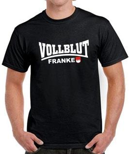 T-Shirt * VOLLBLUT FRANKE *