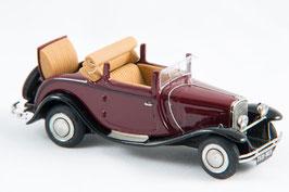 Peugeot 12/six cabriolet 1931