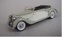 Salmson S4E cabriolet 1939