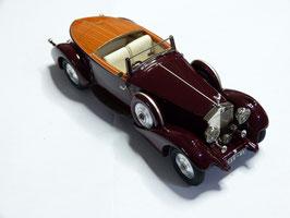 Rolls Royce Phantom II 125 RY Muliner 1934