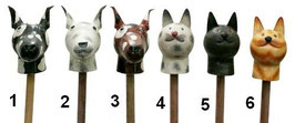 Zaun Stecker Kanu - Hund - Katze Größe S