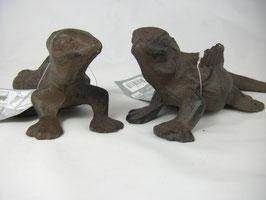 Esschert Design Leguan Gartenfigur