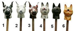 Zaun Stecker Kanu - Hund - Katze Größe XL