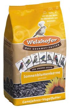 Welzhofer Sonnenblumenkerne gestreift 1kg