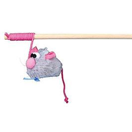 TRIXIE Cat Prince Spielangel Mäuse-Prinz