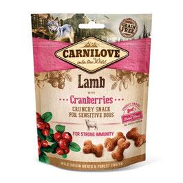 Carnilove Dog Crunchy Snack - 2 Sorten (Getreidefrei)
