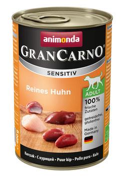 "GranCarno® Sensitiv Adult ""Reines Huhn"" 400g"