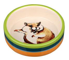 TRIXIE Keramiknapf, Hamster oder Kaninchen