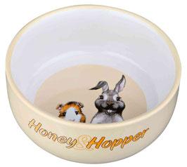 TRIXIE Honey & Hopper Keramiknapf 2 Farben
