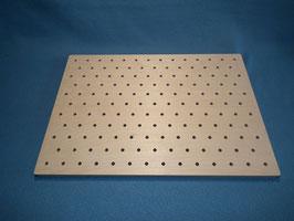 Montageplatte für Holzzahnräder