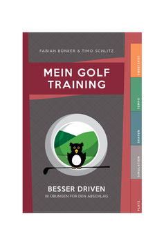 NEU | Booklet: Mein Golf Training: Besser Driven
