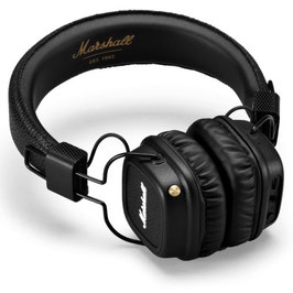 Bluetooth Headset MARSHALL, black