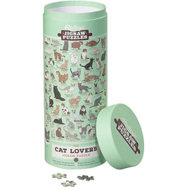 Puzzle CAT LOVERS