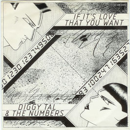 Diggy Tal & The Numbers – If It's Love That You Want