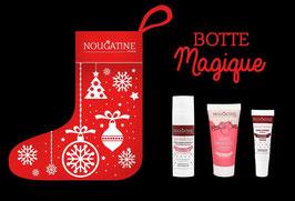 Botte de Noël  Magique Nougatine 3 produits