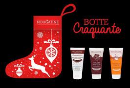 Botte de Noël Craquante Nougatine 3 produits