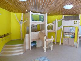 Dschungelcamp Spielzimmer - INDOOR Spielanlagen SA-IN 011