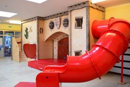 Spiellandschaft Ritterburg- INDOOR Spielanlagen SA-IN 013