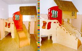 Schwalbennest - INDOOR Spielanlagen SA-IN 003