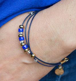 Bracelet Bleu Nuit