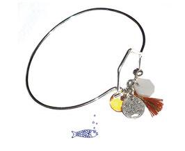 Bracelet Pampilles Argent