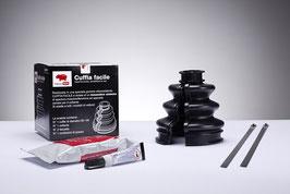EasyBoot 80 geteilte Achsmanschette zum Kleben für Gelenkwellen von 79-89mm