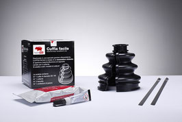 EasyBoot 90 geteilte Achsmanschette zum Kleben für Gelenkwellen von 90-110mm