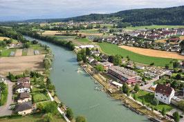 20 Min. Entlang des Neckars