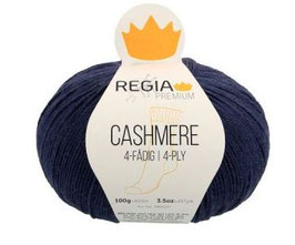 Regia Premium Cashmere evening blue 58