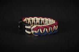 """Armband """"Cobra"""" mit Kunststoffschließe Acetal"""