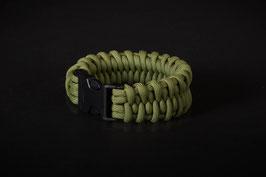 "Armband ""Belly Fishtail"" mit Kunststoffschließe Acetal"