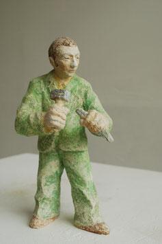 Herr Mueller der Bildhauer