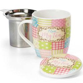 Tisanera  I LOVE MY TEA
