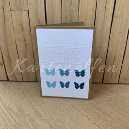 Geburtstag | Schmetterling