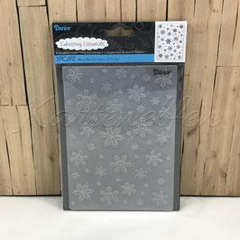 Prägeschablone | Schneeflocken