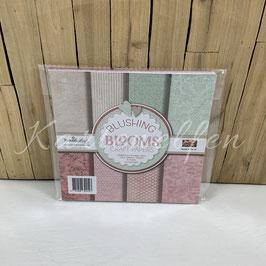 Paper Pad klein | Blushing Blooms