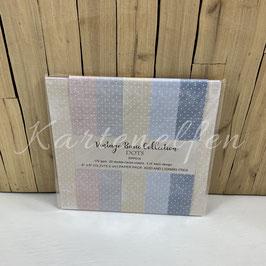 Paper Pad klein | Vintage Basic Collection