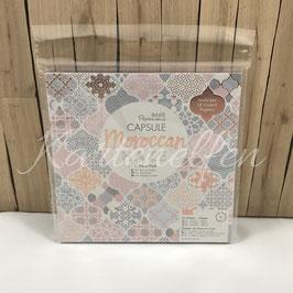 Paper Pad klein | Morrocan Haze