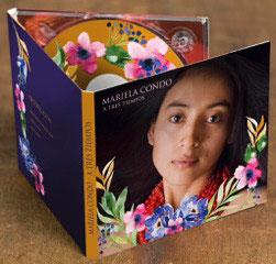 """CD """"Mariela Condo - """"A Tres Tiempos"""""""