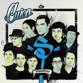 "CD/EP ""Cuico - Subversiv"""