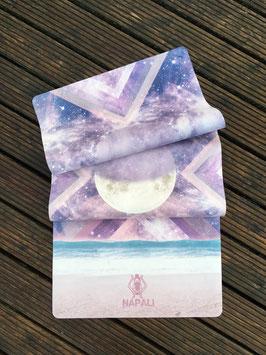 """Napali Travel- Yogamatte """"Cosmic Moon"""""""