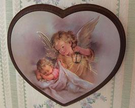 L'Ange protecteur et l'enfant