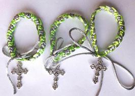 3 bracelets, solliciter la chance face à la violence et aux dangers
