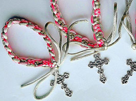 3 bracelets, amitié, complicité entre filles