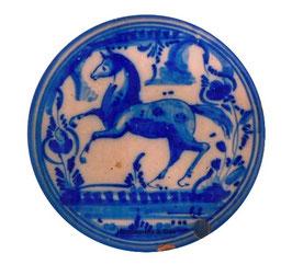 Bajoplato lebrillo caballo