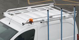 MTS-Dachträger aus Aluminium für Peugeot Partner